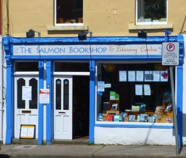 Ennistymon Book Town Fair Festival Pop Up Shop