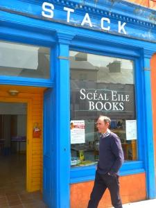 Ennistymon Book Town Fair Festival Pop-Up Shop