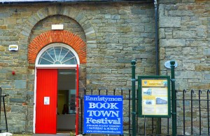Ennistymon Book Town  Festival at the Courthouse Gallery