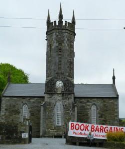 An Teach Ceoil  Bookmarket at Ennistymon Book Town Festival